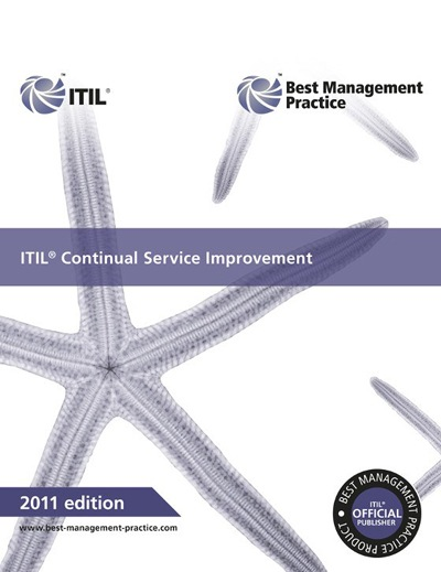 ITIL 2011 Continual Service Improvement (1 Year Licence Period) Multiuser Licence