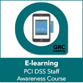 PCI DSS Staff Awareness E-learning Course