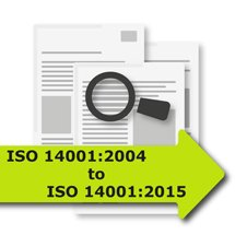 Download your GAP analysis tool here – helping you transition to the new ISO 14001:2015
