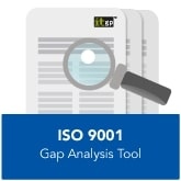 ISO 9001 Gap Analysis Tool
