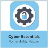 Cyber Essentials repeat vulnerability scan