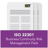 Business Continuity Risk Management Pack | IT Governance EU