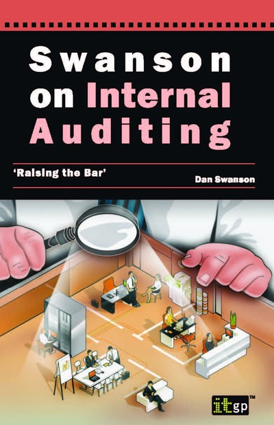SWANSON on Internal Auditing: Raising the Bar