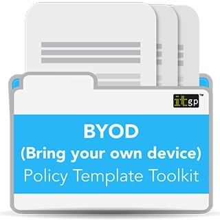 Byod Policy Template Toolkit Espaa