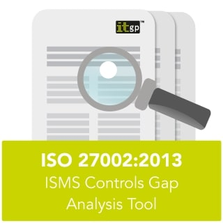 ISO27002 ISMS Controls Gap Analysis Tool (Download)