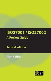 ISO27001/ISO27002 A Pocket Guide, Second Edition