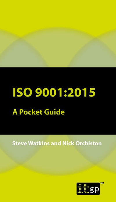 ISO 9001 2015 - A Pocket Guide