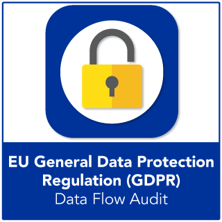 GDPR data flow audit