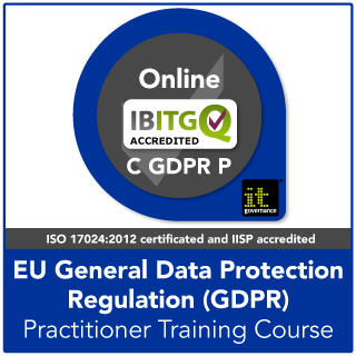 Certified GDPR Practitioner Live Online Training Course
