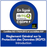 Certified EU General Data Protection Regulation Foundation (GDPR) Online Training Course