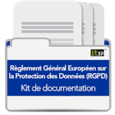 Kit de documentation RGPD