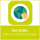 ISO 27001 Certification - Get a Lot of Help Package