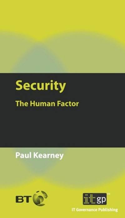Security: The Human Factor