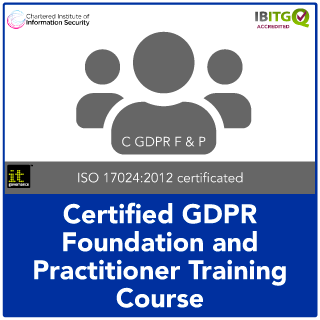 Certified GDPR Foundation and Practitioner Combination Training Course