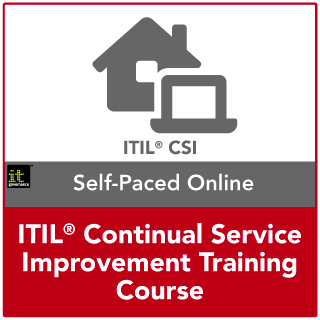 ITIL Continual Service Improvement Online Course (150 days)