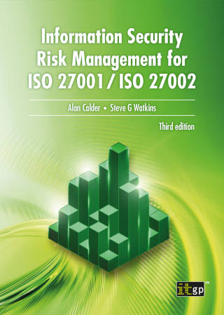 Information Security Risk Management for ISO 27001/ISO 27002, third edition | IT Governance EU