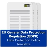GDPR Data Protection Policy Template