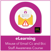 Misuse of Cc and Bcc when emailing – Human patch e-learning course