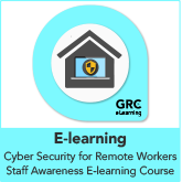 Cyber Security for Remote Workers Staff Awareness E-learning Course