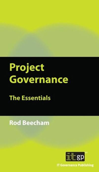 Project Governance: The Essentials