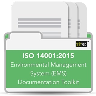 ISO 14001 Documentation Toolkit | IT Governance