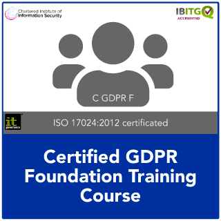 GDPR Foundation training course