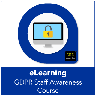 GDPR Staff Awareness E-learning Course