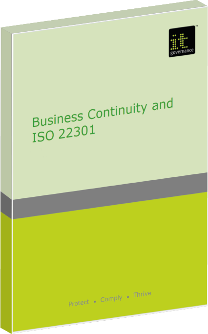 Business Continuity Management & ISO 22301