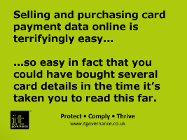 Purchasing payment card data online is easier than you think