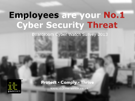 Employees are your No.1 cyber security threat