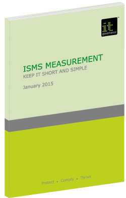 ISMS Measurement Green Paper