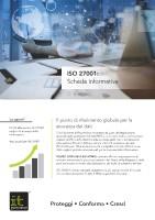 ISO 27001: Scheda informativa