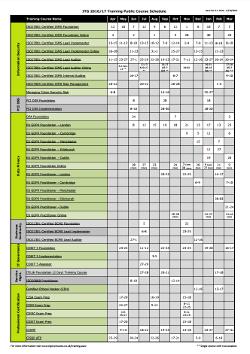 build schedule online