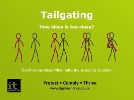 Tailgating - How close is too close?