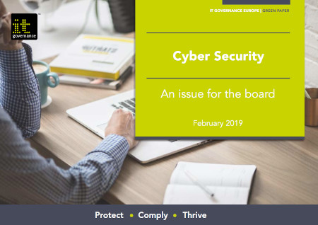 Cyber Resilience - Cyber Security and Business Resilience