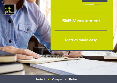 ISMS Measurement: Metrics made easy