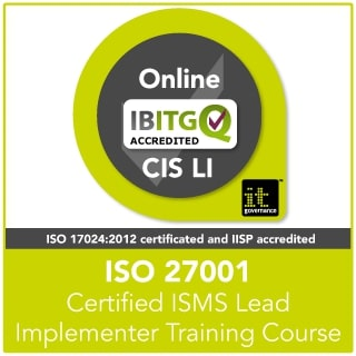 ISO27001 Certified ISMS Lead Implementer (CIS LI)
