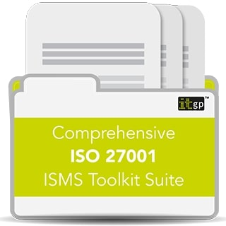 No 3 Comprehensive ISO27001 2013 ISMS Toolkit
