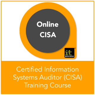 CISA – Certified Information Systems Auditor Live Online Training Course | IT Governance Europe