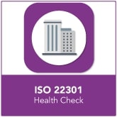 Business Continuity Management / ISO 22301 Health Check