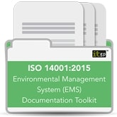 ISO 14001 Toolkit | IT Governance