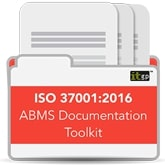 ISO 37001 2016 ABMS Documentation Toolkit