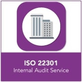 ISO 22301 Internal Audit Service