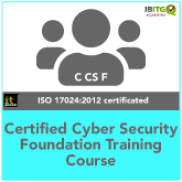 Certified Cyber Security Foundation Training Course | IT Governance EU