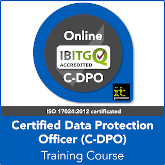 Certified Data Protection Officer (C-DPO) Live Online Training Course  | IT Governance EU