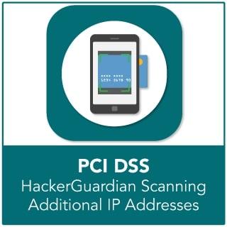 ASV Scanning Additional IP Addresses