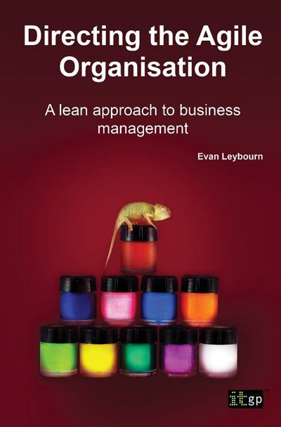 Directing the Agile Organisation: A lean approach to business management