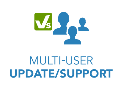 vsRisk™ Multi-user Support and Update Package (Annual Licence)