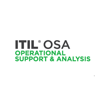 ITIL Operational Support and Analysis Online Course (150 days)