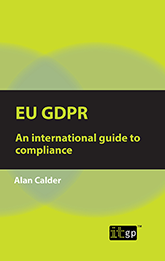 EU GDPR – An international guide to compliance